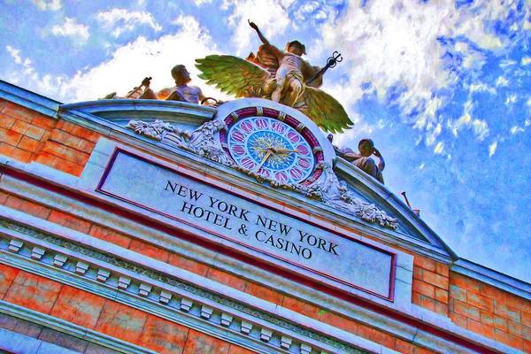 Photograph - New York New York by Alice Gipson