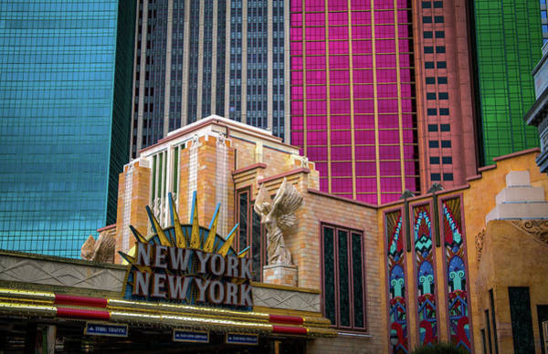 Photograph - New York New York by Ross Henton