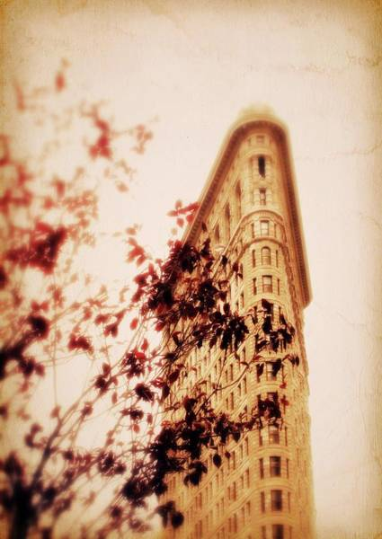 Flatirons Photograph - New York Nostalgia by Jessica Jenney
