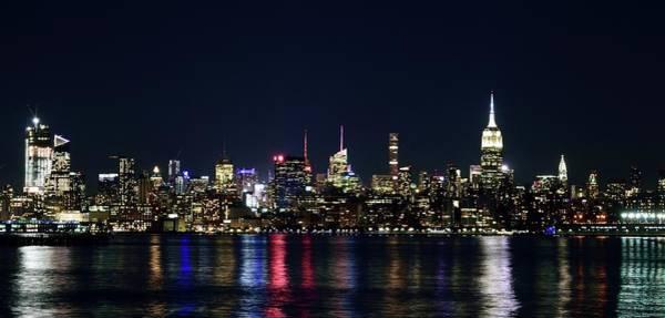Photograph - New York Skyline by Daniel Carvalho