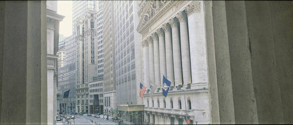 Wall Art - Photograph - New York Stock Exchange Wall St New by Panoramic Images