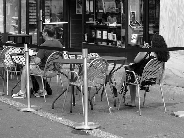 Photograph - New York Street Photography 59 by Frank Romeo