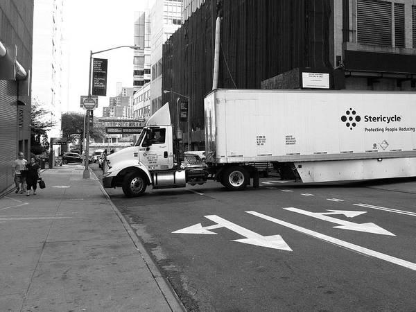 Photograph - New York Street Photography 60 by Frank Romeo
