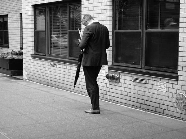 Photograph - New York Street Photography 64 by Frank Romeo