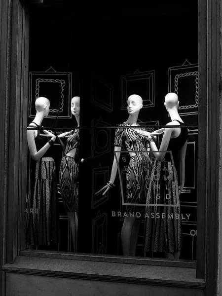 Photograph - New York Street Photography 67 by Frank Romeo
