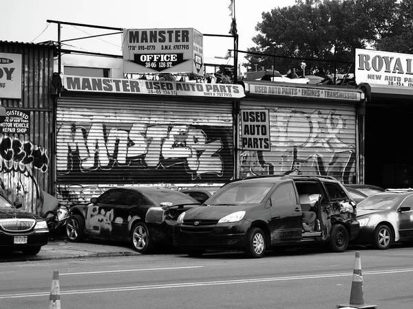 Photograph - New York Street Photography 71 by Frank Romeo