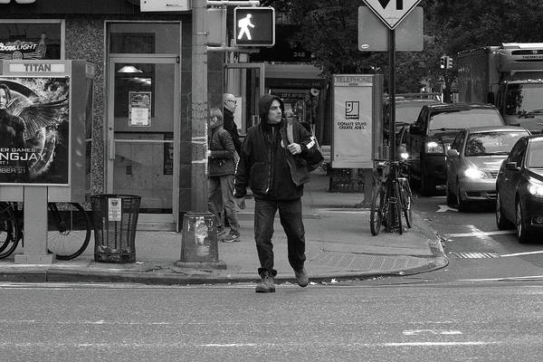 Photograph - New York Street Photography 74 by Frank Romeo