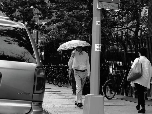 Photograph - New York Street Photography 78 by Frank Romeo