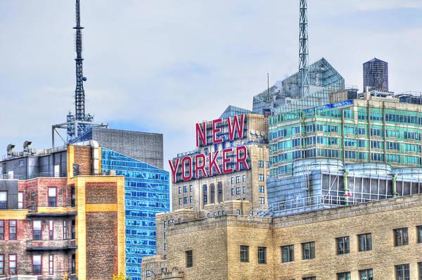 Wall Art - Photograph - New Yorker Magazine Headquarters by Randy Aveille