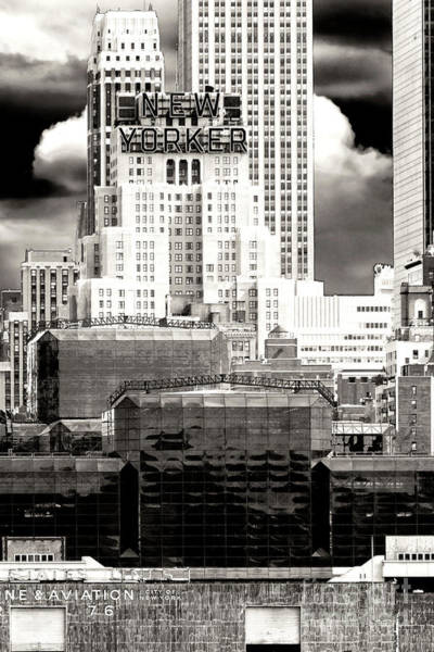 Photograph - New Yorker Style In New York City by John Rizzuto