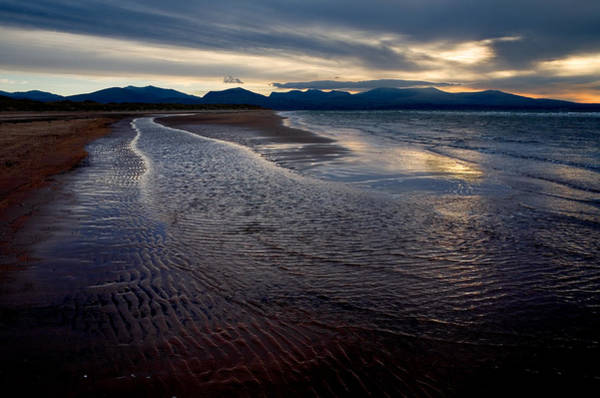 Photograph - Newborough Beach At Dawn by Peter OReilly