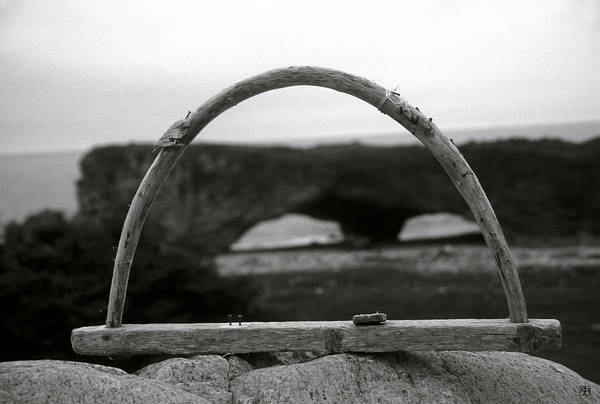 Photograph - Newfoundland Arches by John Meader