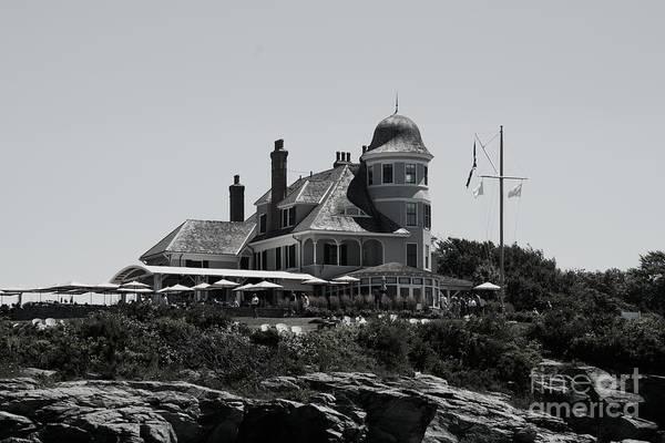 Jasmin Photograph - Castle Hill Inn by Jasmin Hrnjic