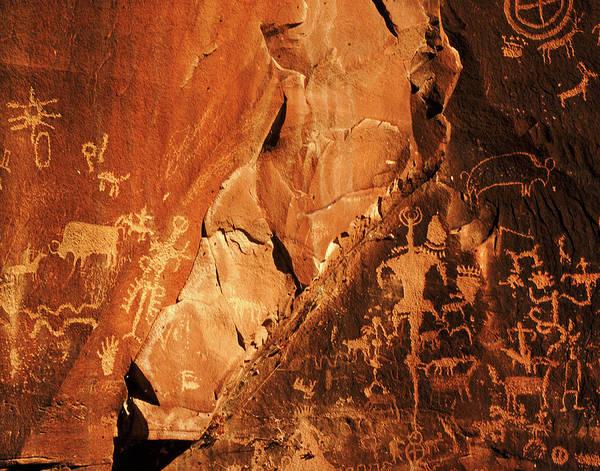 Wall Art - Photograph - Bison Hunt On Horseback by Stuart Harrison