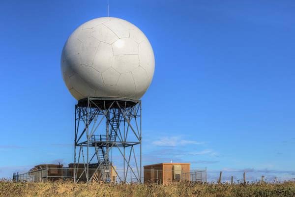 Rader Photograph - Nexrad Radar by JC Findley