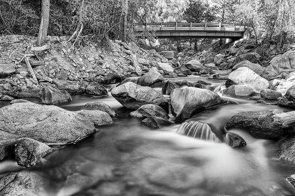 Photograph - Next Crossing In Black And White by James BO Insogna