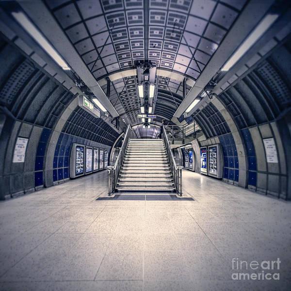 United Kingdom Photograph - Next Flight Up by Evelina Kremsdorf
