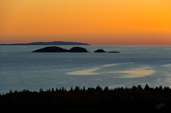 Photograph - Neys Sunset by Doug Gibbons