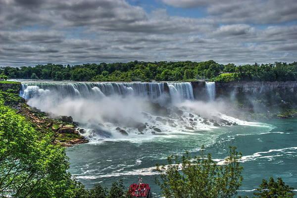 Niagara Falls 2 Art Print