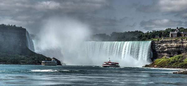 Niagara Falls 5 Art Print