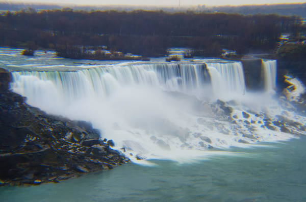 Photograph - Niagara Falls In The Spring by Bill Cannon