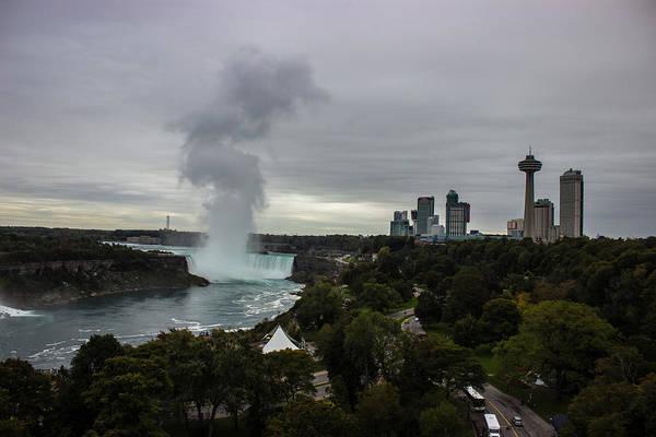 Niagara Falls Photograph - Niagara Falls by Martin Newman