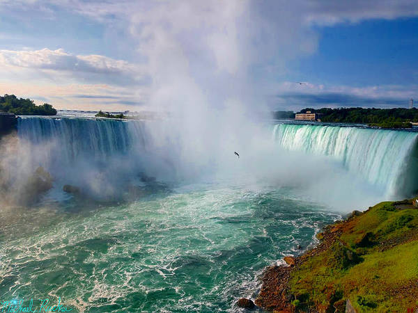 Wall Art - Photograph - Niagara Falls by Michael Rucker