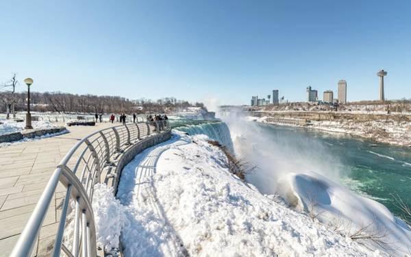 Photograph - Niagara Falls Ny by Framing Places
