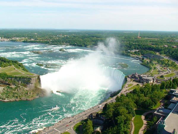 Photograph - Niagara Falls Ontario by Charles Kraus