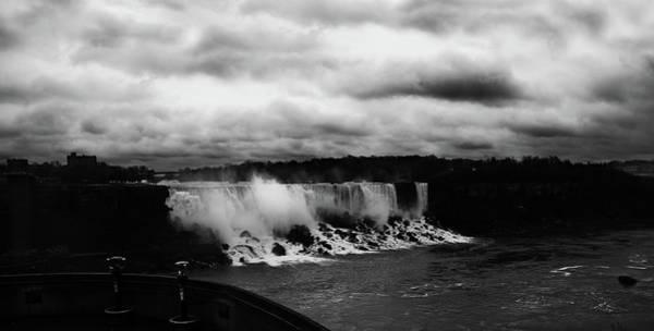 Photograph - Niagara Falls - Small Falls by JGracey Stinson