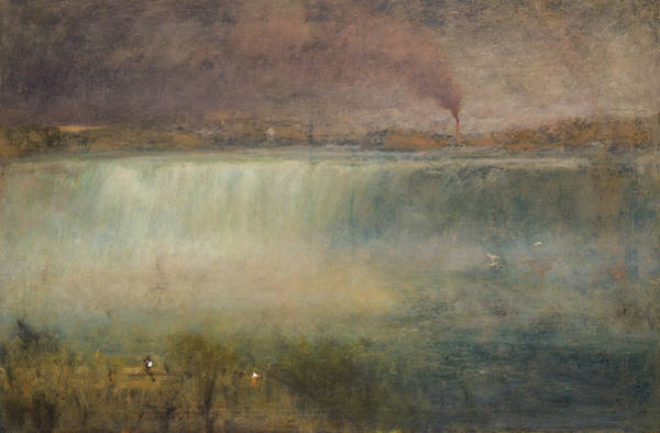 Painting - Niagara by George Inness