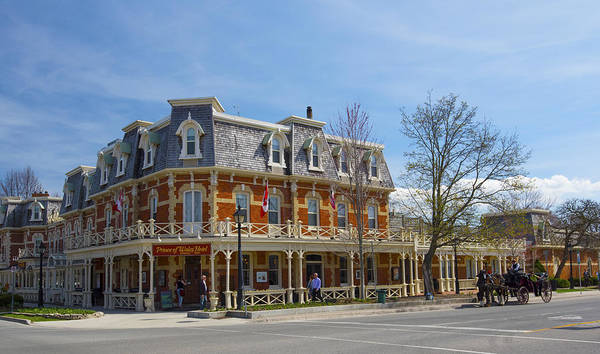 Photograph - Niagara On The Lake Canada by Paul Ross