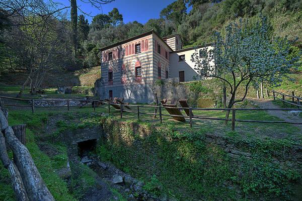 Photograph - Niasca Heritage - Eremo Di Niasca by Enrico Pelos