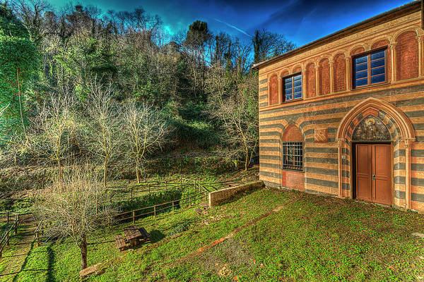 Photograph - Niasca Hermitage IIi Portofino Park Passeggiate A Levante by Enrico Pelos