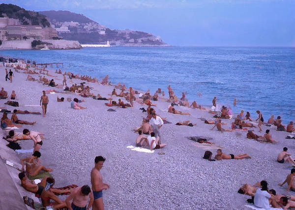 Photograph - Nice, France by Richard Goldman