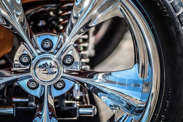 Photograph - Nice Wheels by Van Sutherland