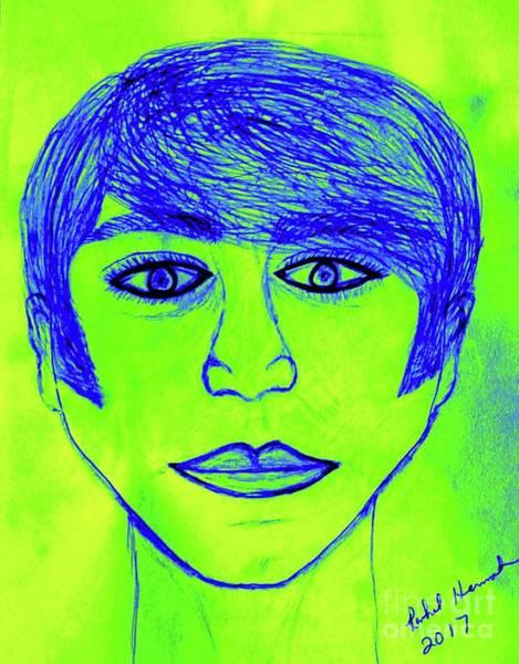 Drawing - Nicholas by Rachel Hannah