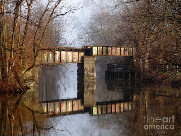 Photograph - Nifti Bridge In Spring-06 by Christopher Plummer