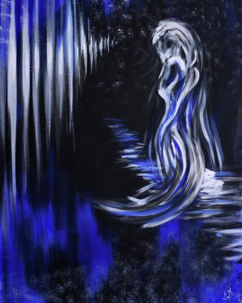 Painting - Night Apparition by Franklin Kielar