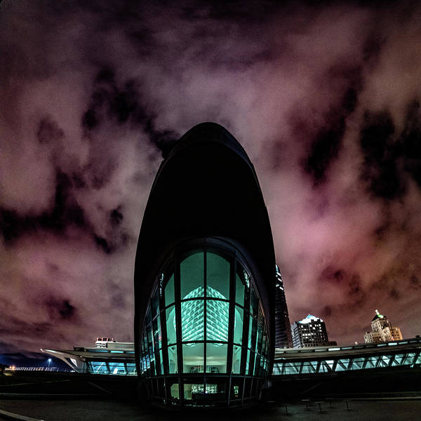 Photograph - Night At The Museum by Randy Scherkenbach