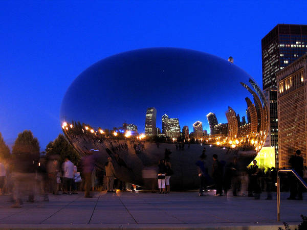 Photograph - Night Bean by Laura Kinker