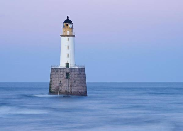 Photograph - Night Begins At Rattray Head by Stephen Taylor