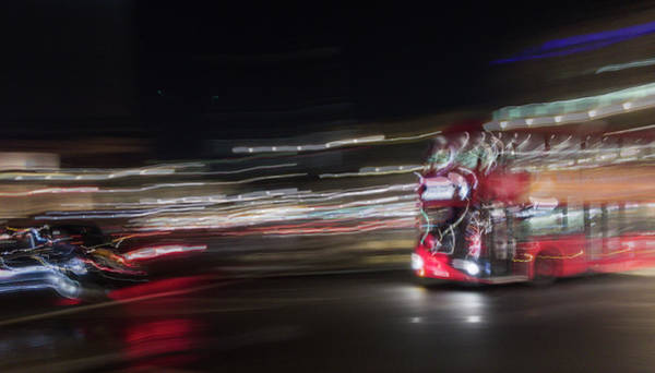 Photograph - Night Chase by Alex Lapidus