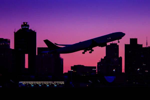 Villandry Photograph - Night Departure by Christopher Villandry