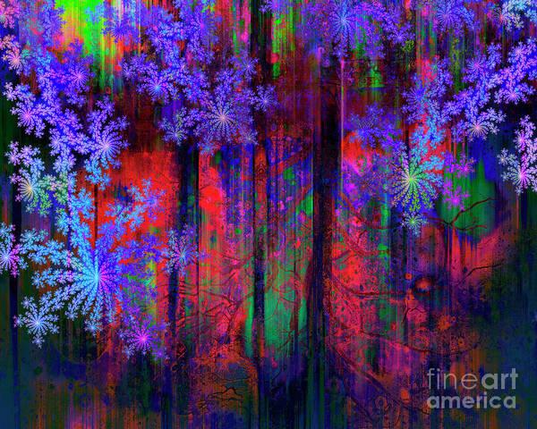 Digital Art - Night Fever by Edmund Nagele