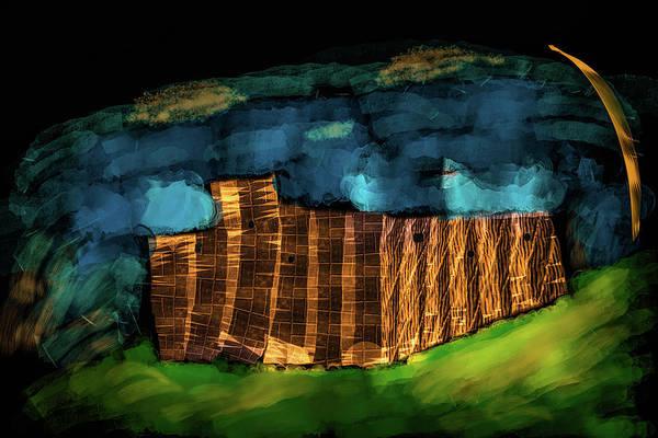 Digital Art - Night #g7 by Leif Sohlman