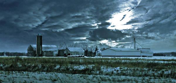 Nightscape Photograph - Night Ghosts by Garth Glazier