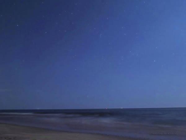 Photograph - Night Horizon by Charles McKelroy