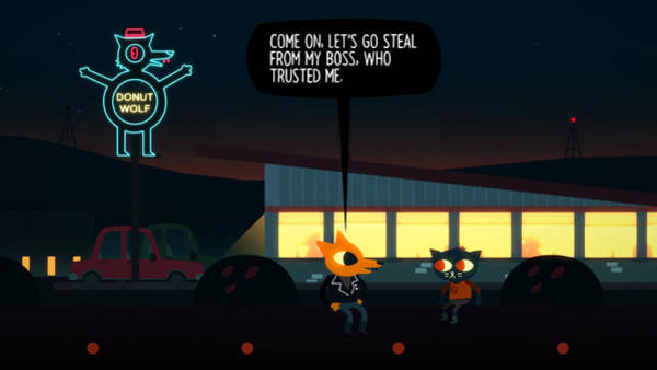 Versus Digital Art - Night In The Woods by Angie Fraley