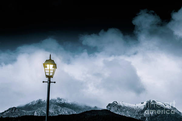 Photograph - Night Landscape In Queenstown Tasmania by Jorgo Photography - Wall Art Gallery